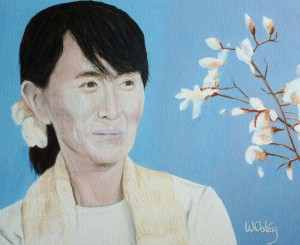 The Lady (Aung San Suu Kyi)